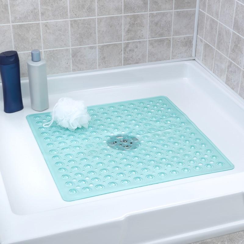 Square Shower Mat Non Slip