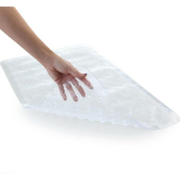 clear essential bath mat turn back shot